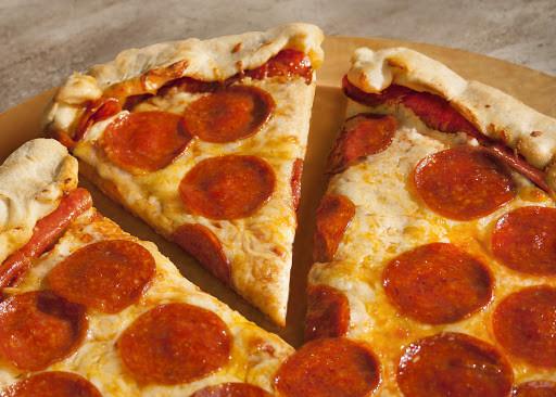 أشكال مختلفة للبيتزا بالصور - بيتزا ببيروني