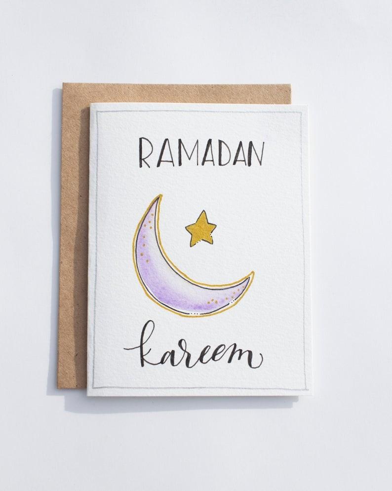مسابقات رمضانية للأطفال - شكل الهلال