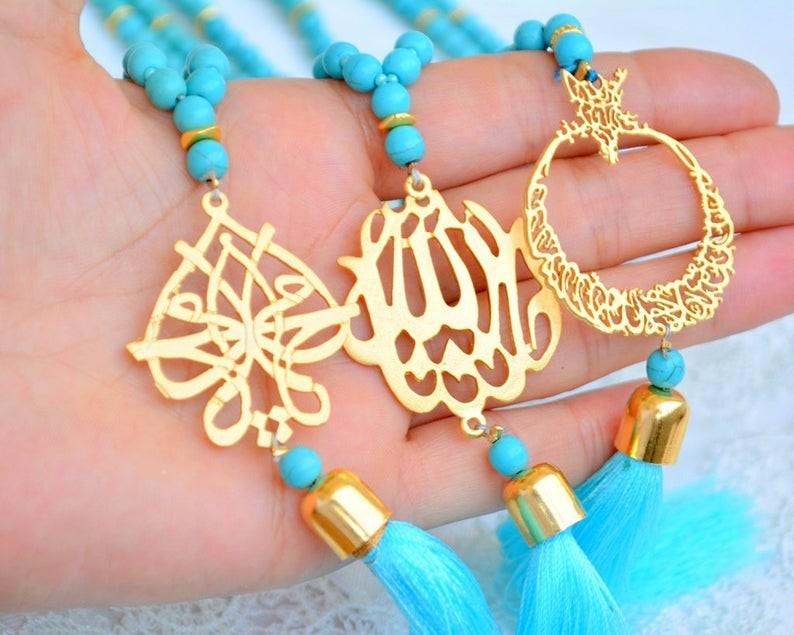 إكسسوارات رمضانية للبنات - سبح للبنات