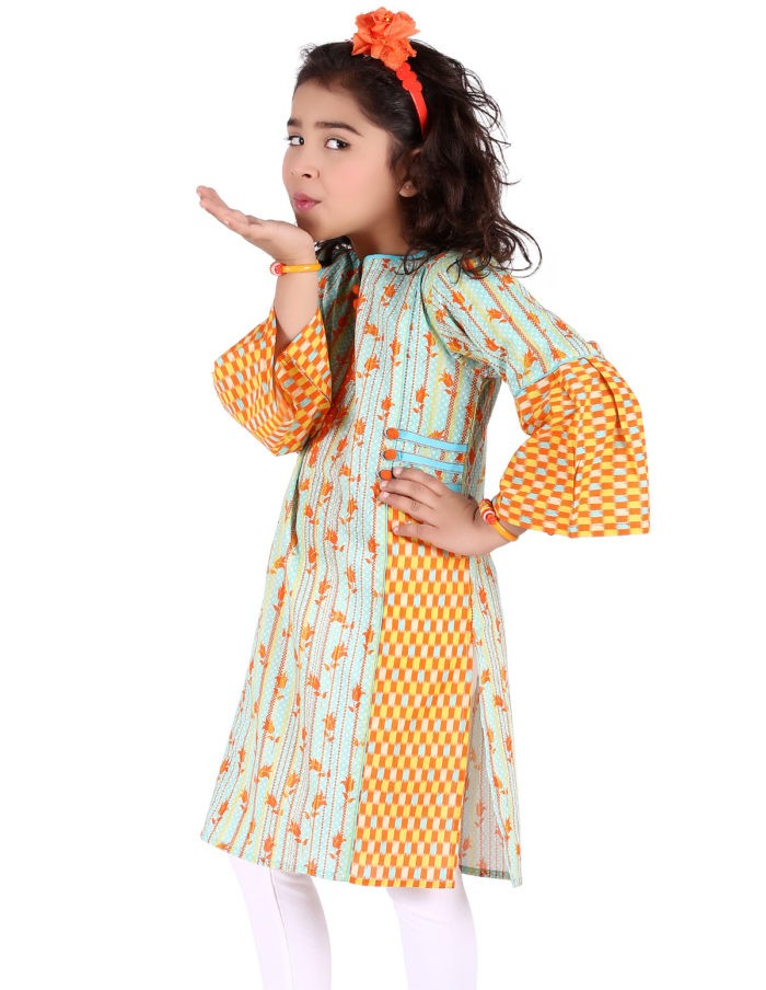 ملابس رمضانية للبنات 2020 - فستان رمضان