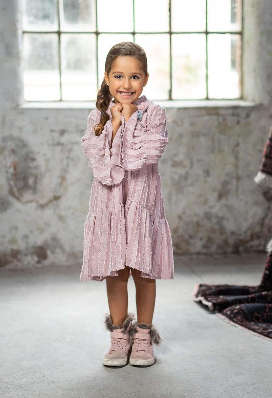 ملابس رمضانية للبنات 2020 - فستان للبنات