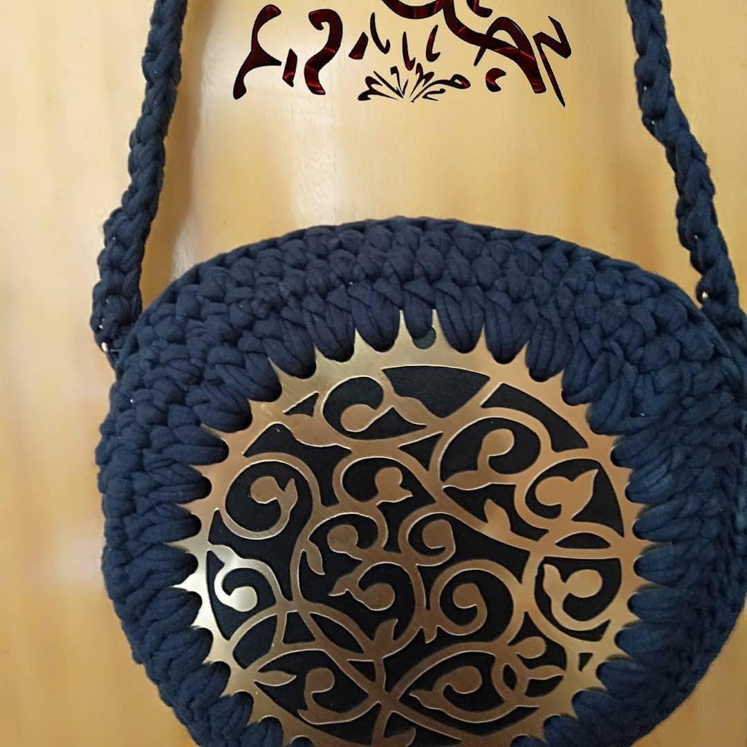 إكسسوارات رمضانية للبنات - شنطة خيامية