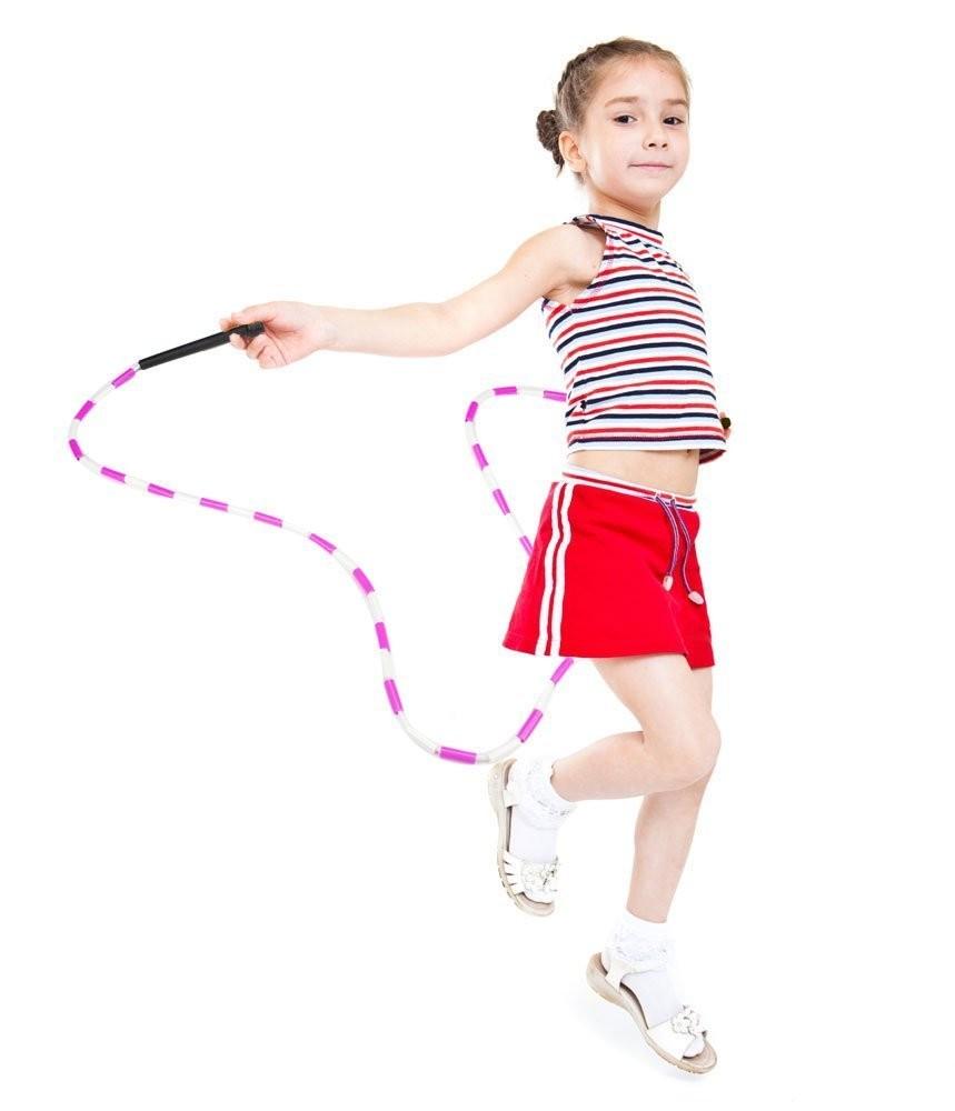 تمارين لتقوية العضلات للأطفال - تمرين نط الحبل