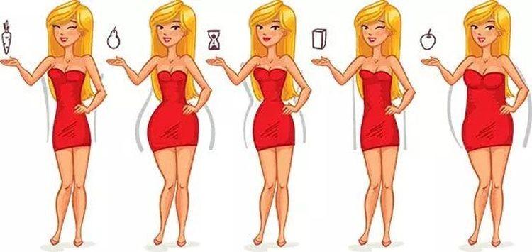 نصائح عند اختيار الملابس للممتلئات - أشكال الجسم