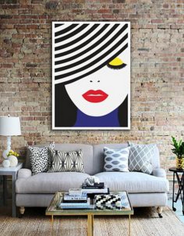 -اللوحات الفنية