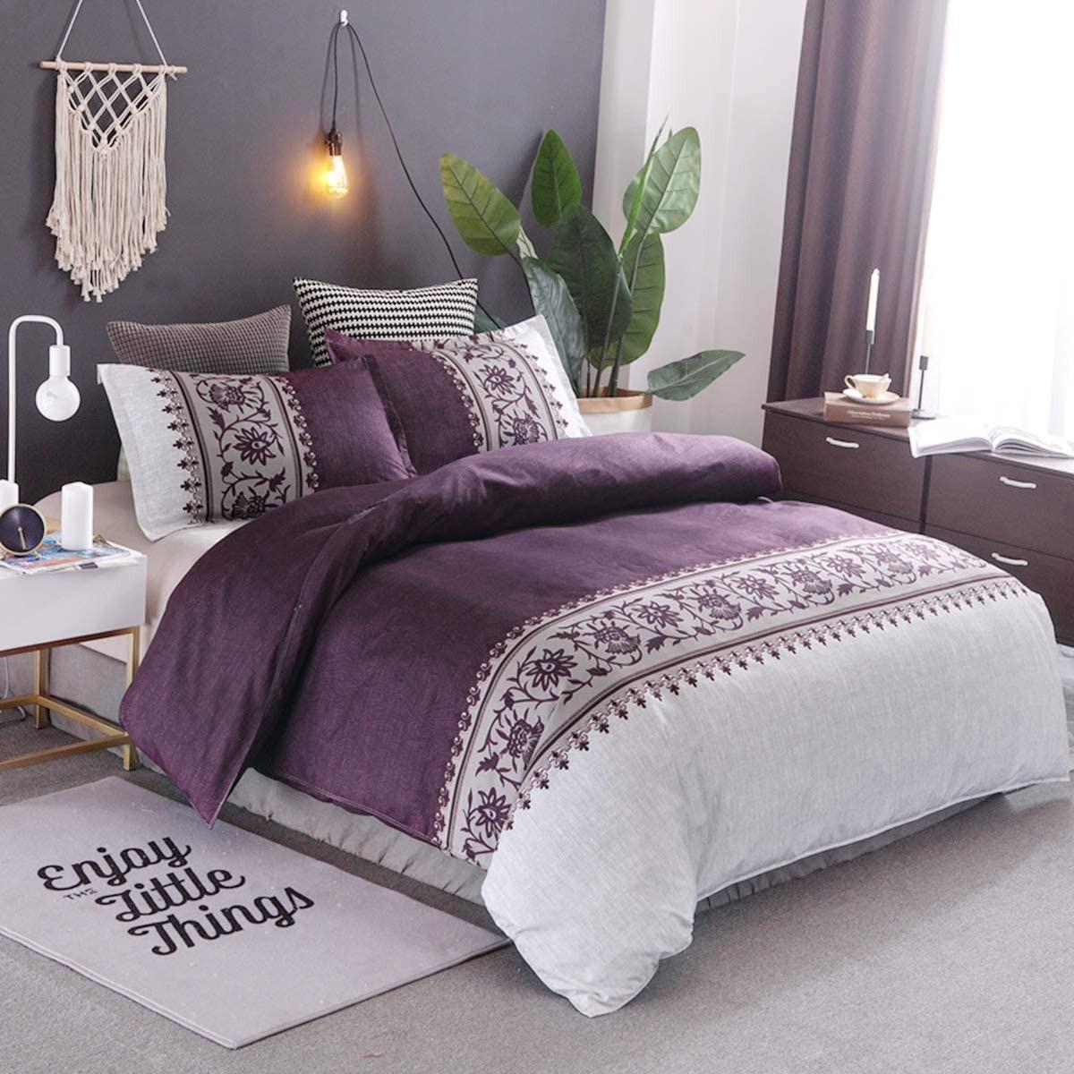 -أغطية السرير