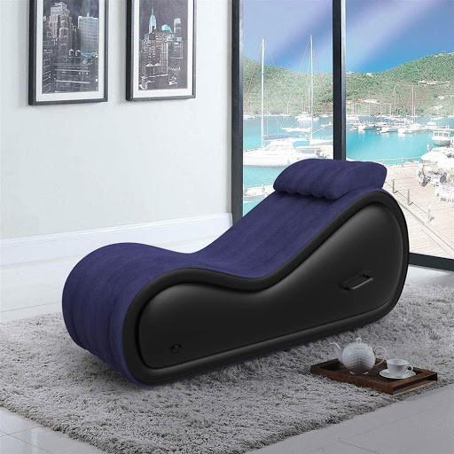 أوضاع كرسي السعادة-الكرسي الهزاز