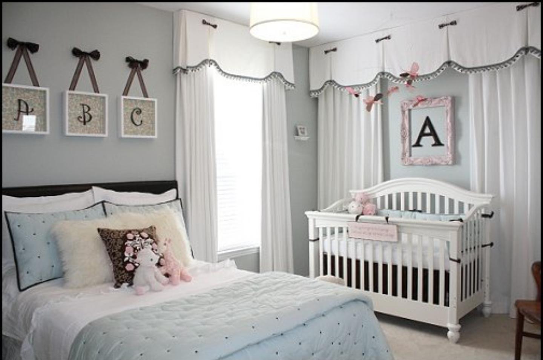 ديكور غرف أطفال حديثي الولادة-غرفة أطفال