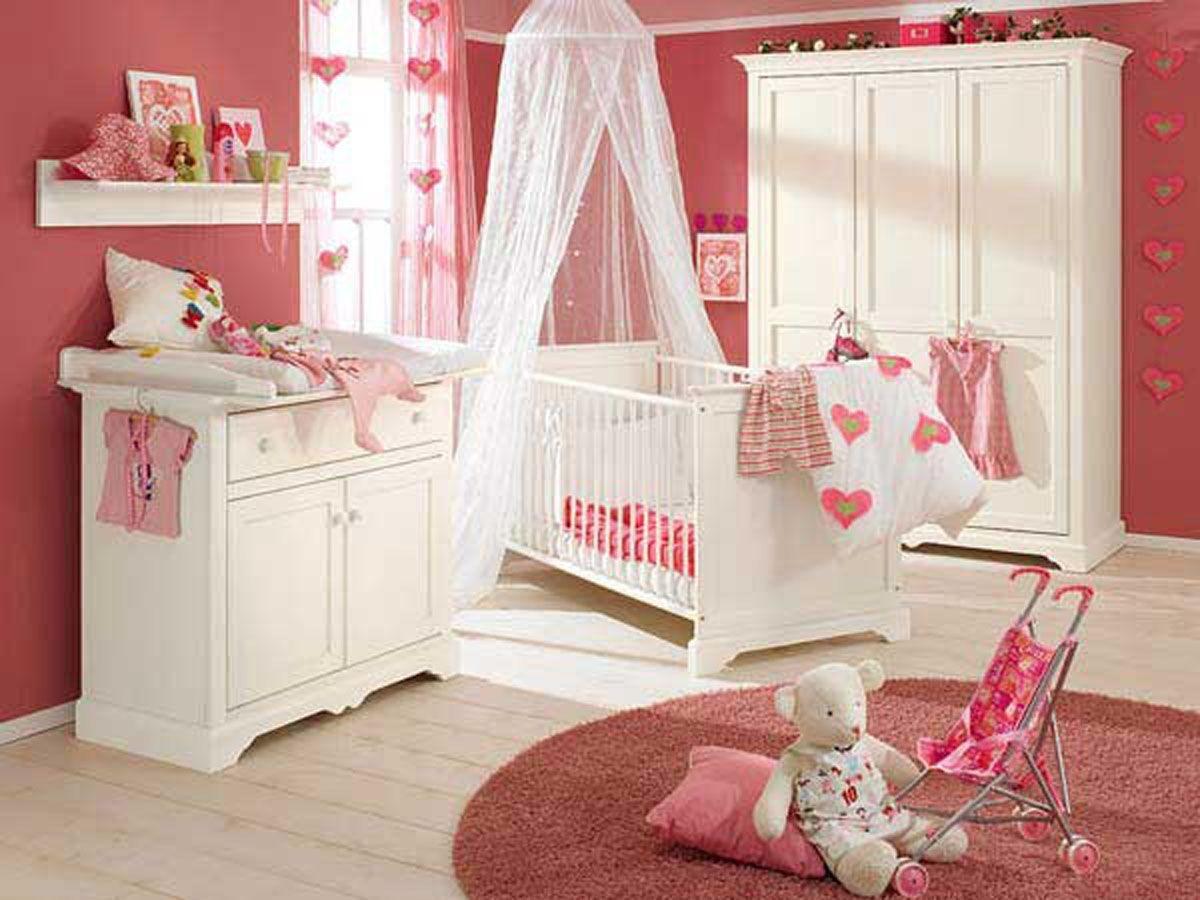 ديكور غرف أطفال حديثي الولادة-غرفة حديث الولادة
