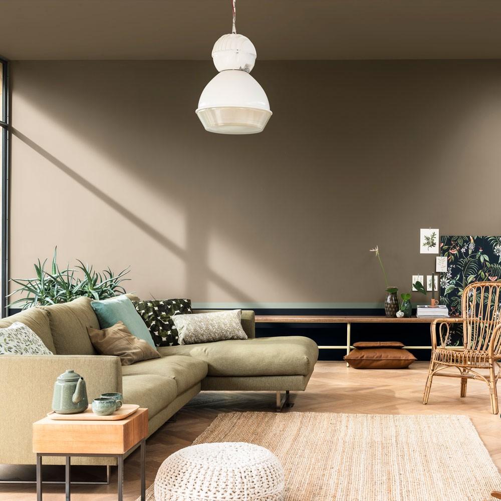 أشكال غرف معيشة -غرفة معيشة صغيرة