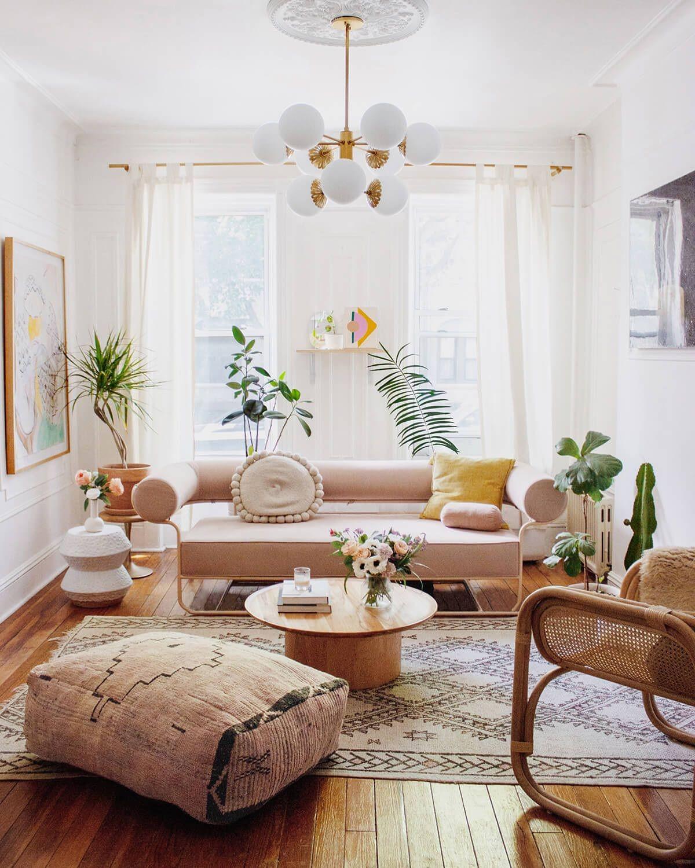 أشكال غرف معيشة -غرفة معيشة بسيطة