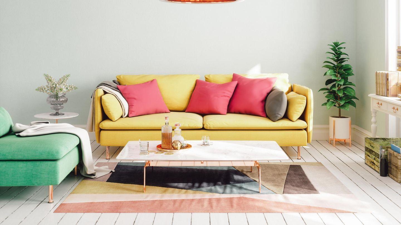أشكال غرف معيشة 2021-غرفة معيشة مودرن