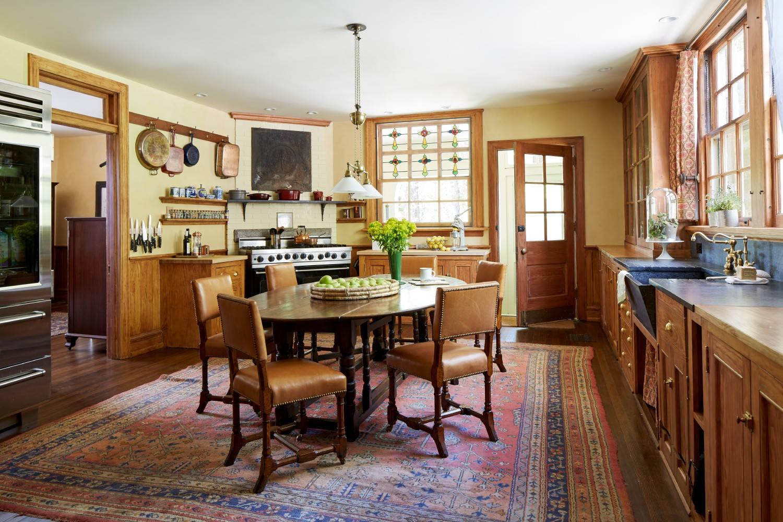 تصميمات مطابخ من الداخل-مطبخ قديم