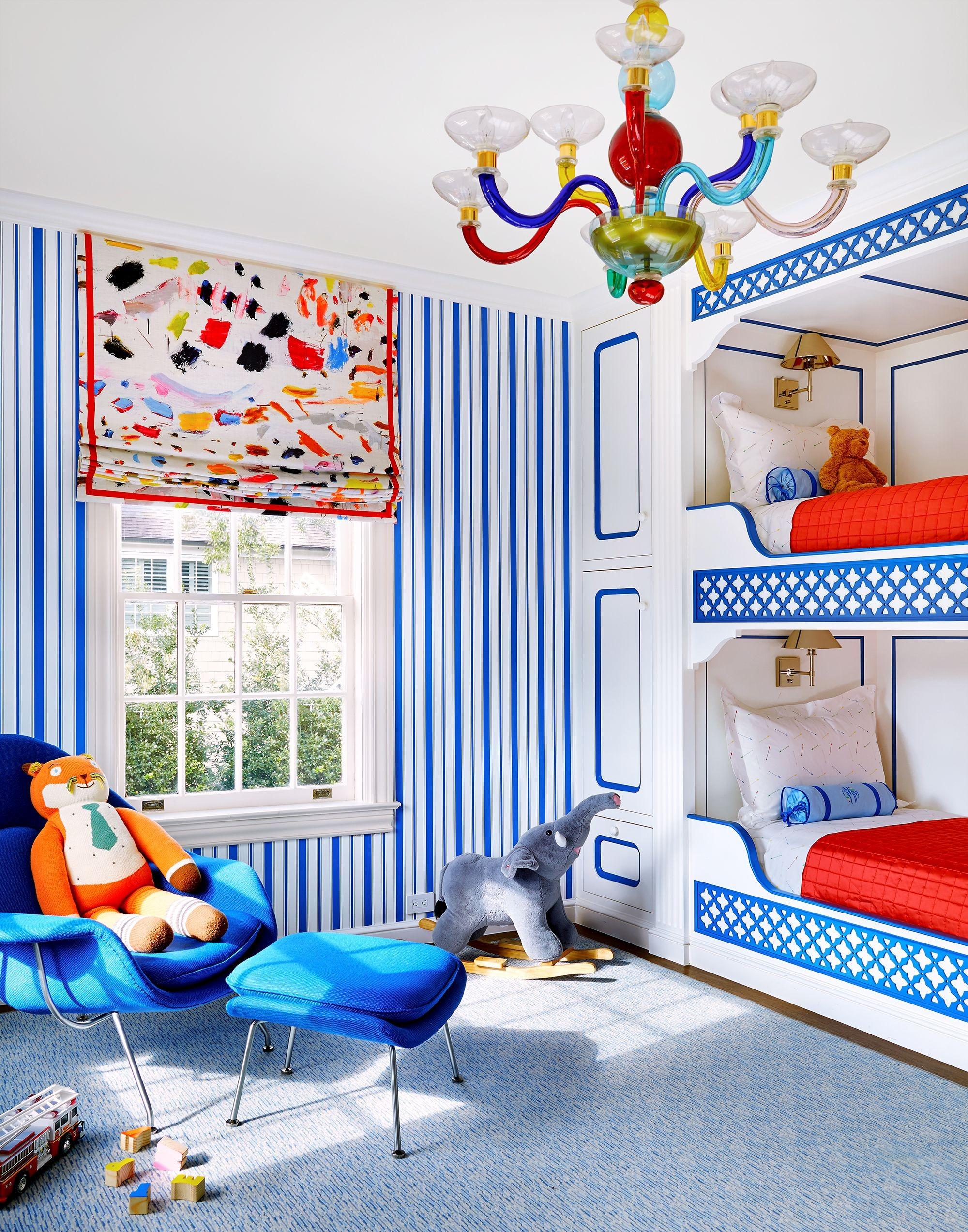 ديكور غرف نوم أطفال جزائرية-ألوان