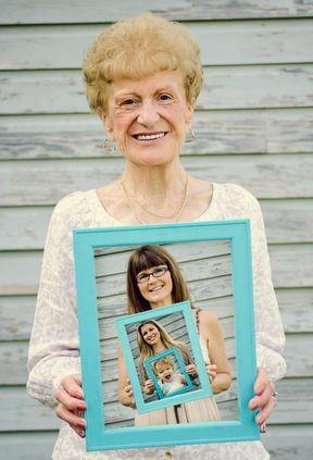 التصوير في عيد الأم-صورة عائلية