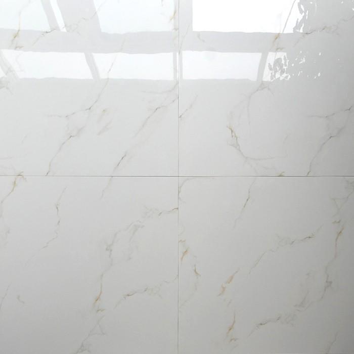 أرضيات بورسلين-بورسلين أبيض مع رمادي
