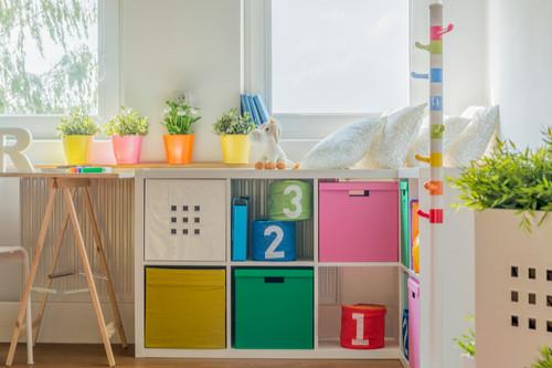 أفكار بسيطة لتزيين زوايا المنزل بالصور - ركن الأطفال