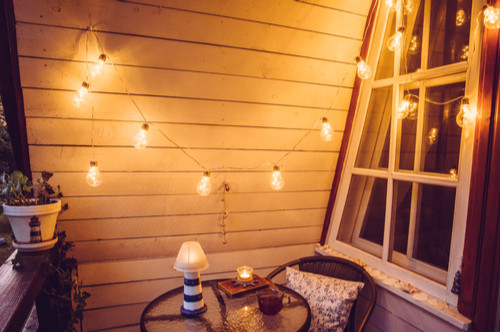 أفكار بسيطة لتزيين زوايا المنزل بالصور - ركن الرومانسية