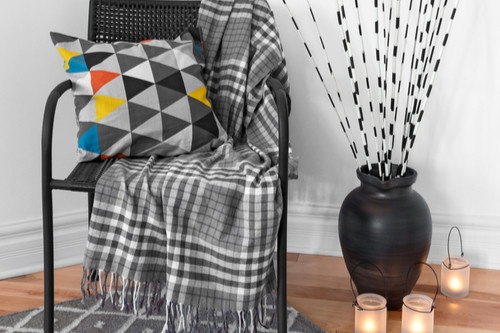 أفكار بسيطة لتزيين زوايا المنزل بالصور - ركن هادئ خاص