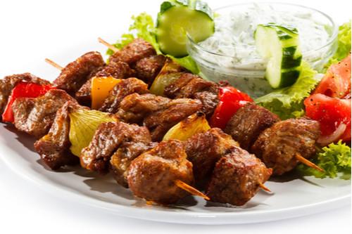 أكلات دايت سهلة - طريقة عمل لحم مشوي بالفرن