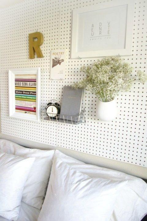 أفكار لتعليق الصور على الحائط - لوح الصور