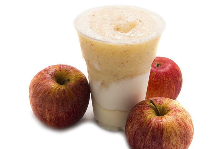 فوائد التفاح للأطفال - ميلك شيك التفاح
