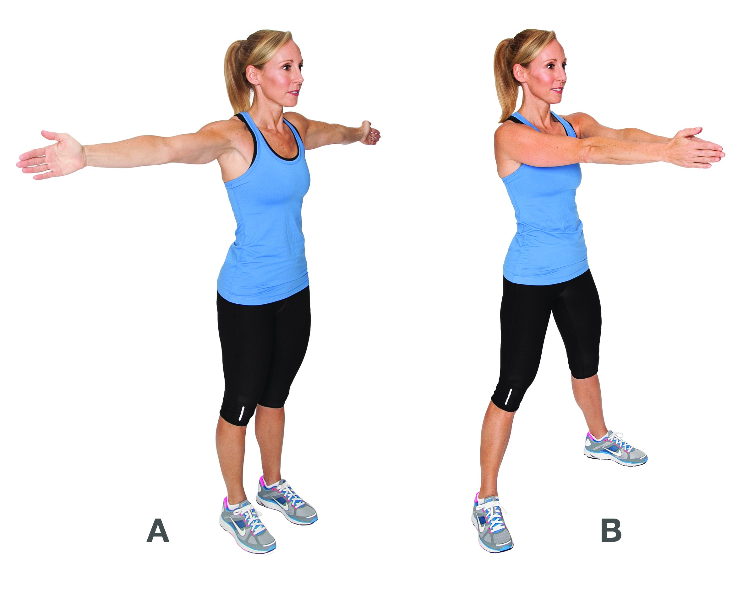 تمارين لتكبير الصدر - تمرين التصفيق لتكبير الصدر