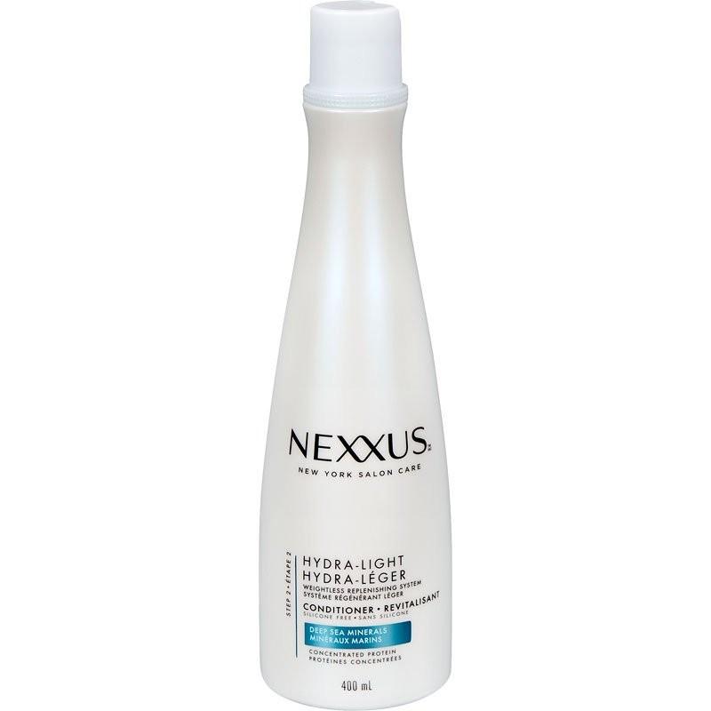 أفضل شامبو للشعر الدهني - Nexxus Hydra-Light Weightless Moisture Shampoo