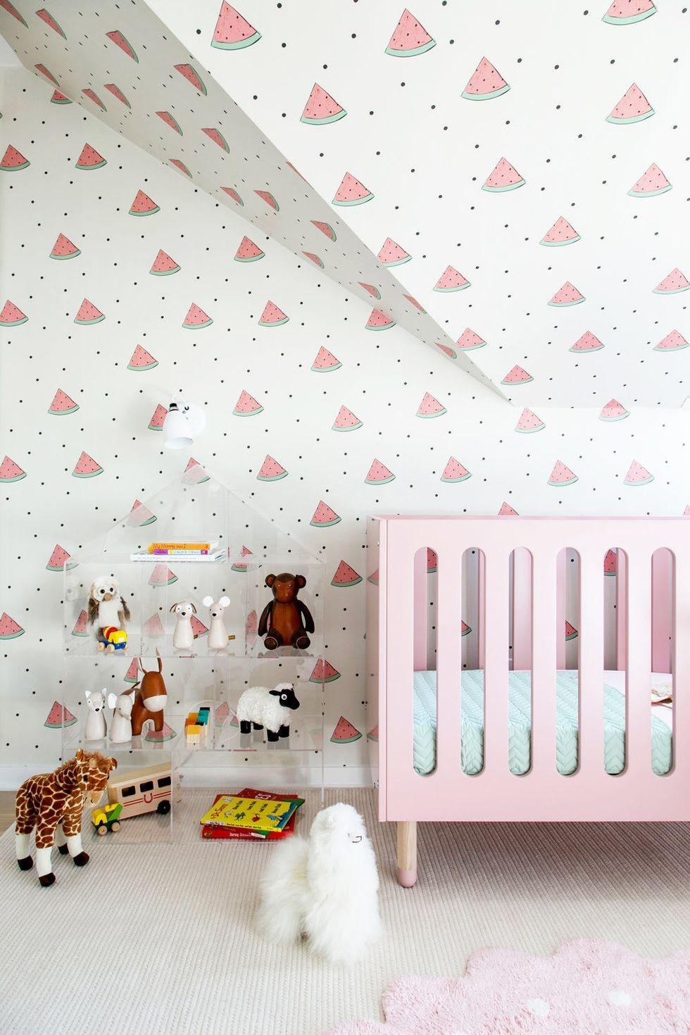 أفكار لغرفة نوم الرضع - تصميم مرح لغرف الرضع