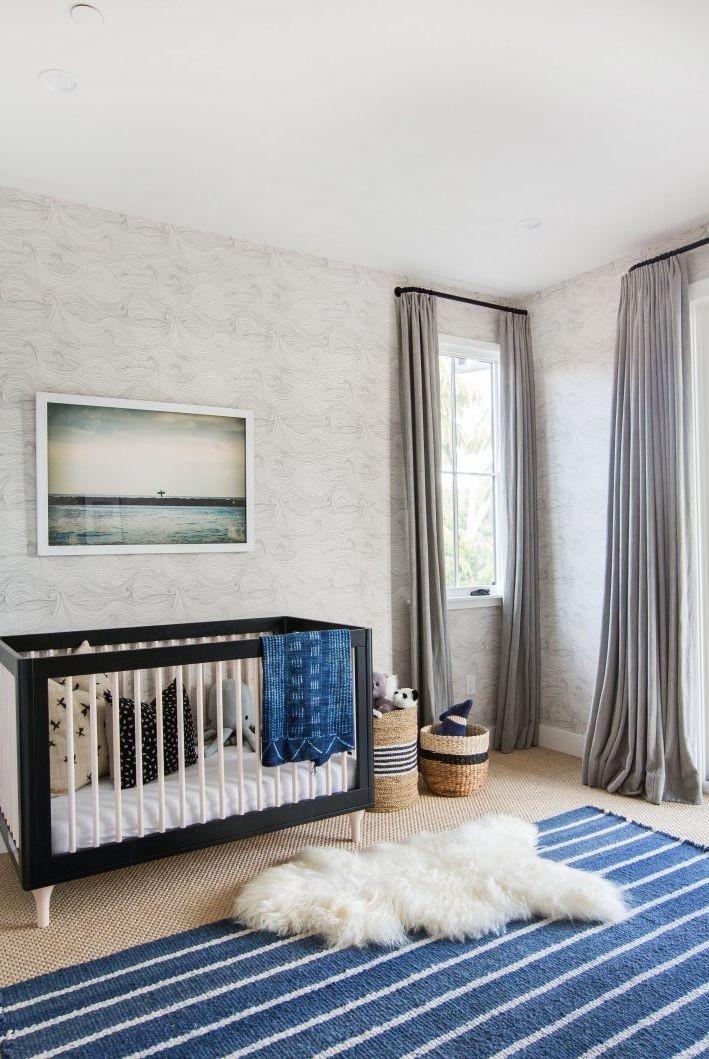 أفكار لغرفة نوم الرضع - تصميم غير تقليدي لغرفة الرضع
