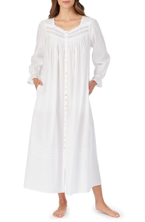أفضل قميص نوم للمتزوجات - قمصان نوم طويلة للأمهات