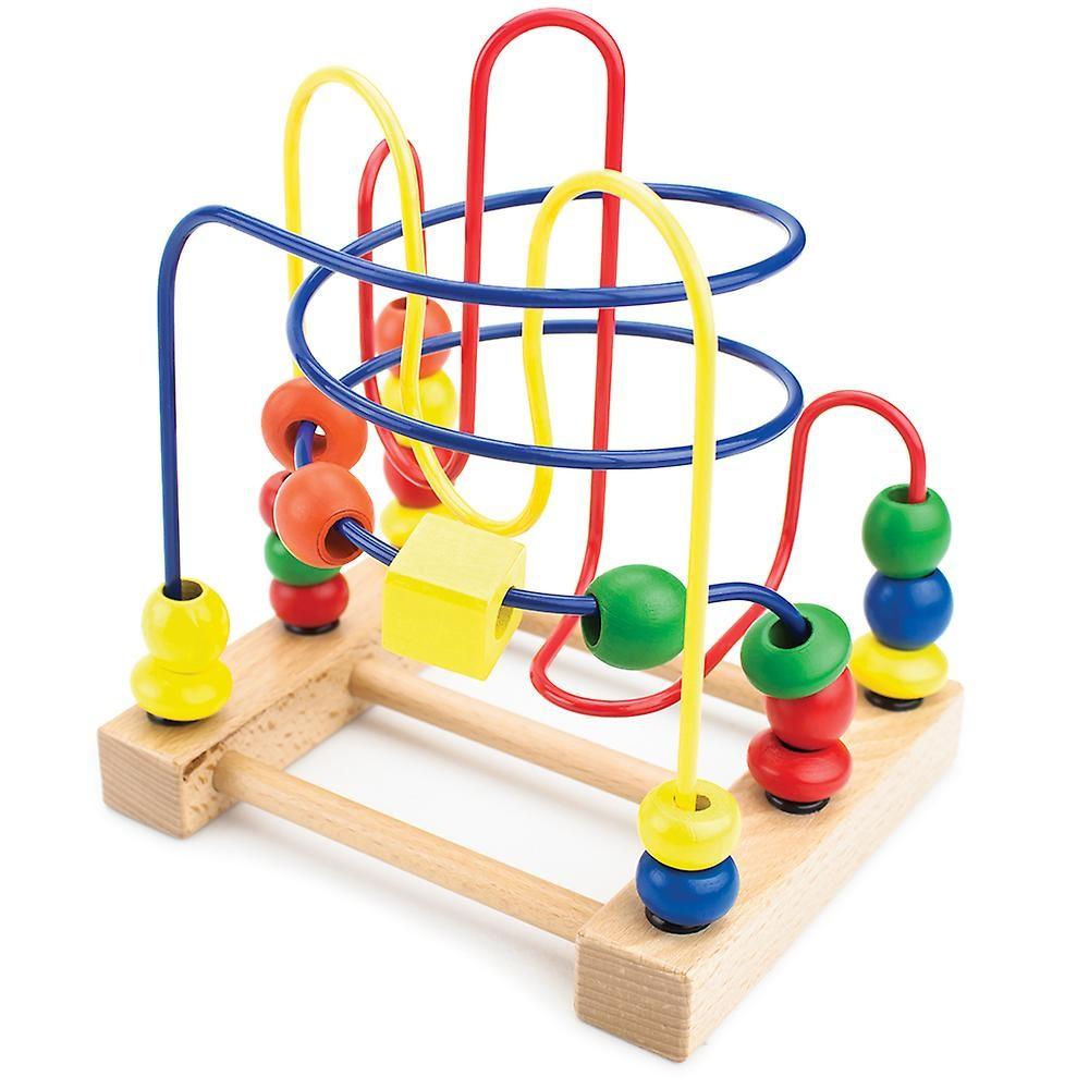 ألعاب أطفال سنة ونصف - لعبة تمييز الأشكال والألوان