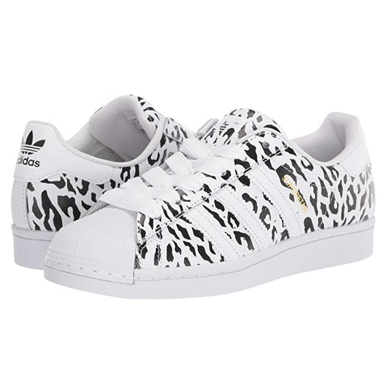 أشكال أحذية 2020 للبنات المراهقات - أديداس سوبرستار حذاء رياضي