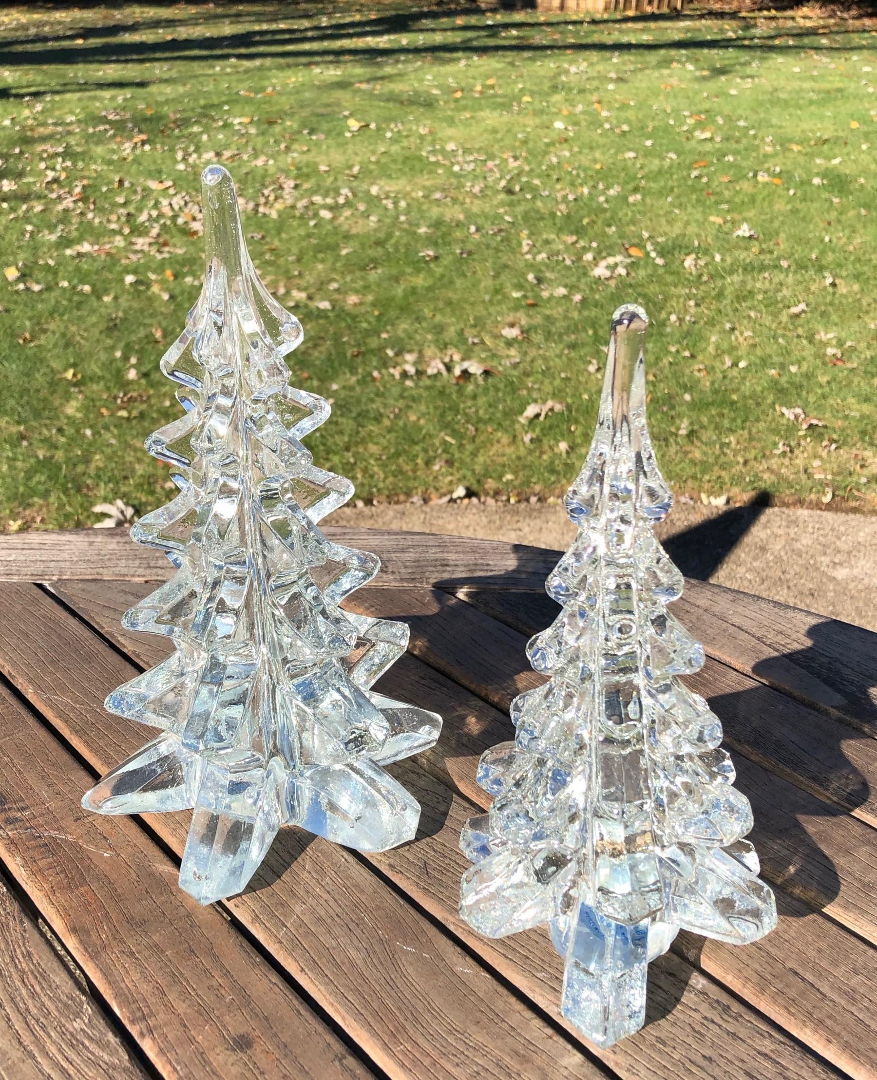 اشكال انتيكات كريستال - شجرة عيد الميلاد من الكريستال