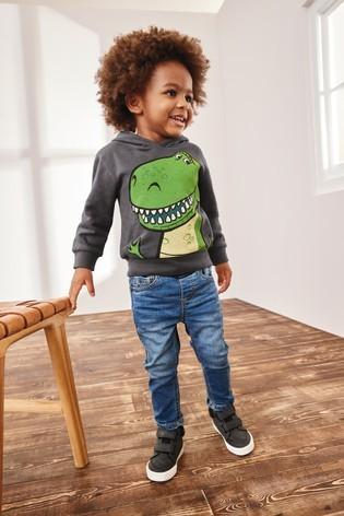 ملابس أطفال شتوي تركي 2021 - السراويل الجينز للأطفال