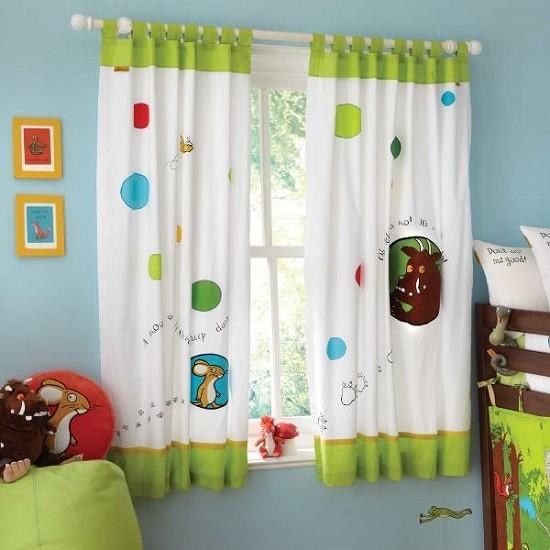أشكال غرف نوم أطفال ثلاث سراير - ستائر خفيفة الوزن لغرف الأطفال