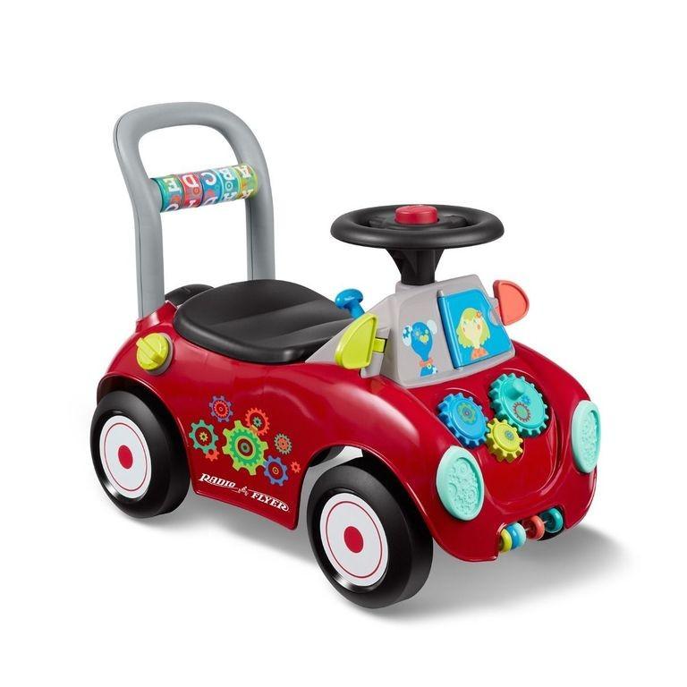 أنشطة للأطفال الصغار - سيارة الأطفال