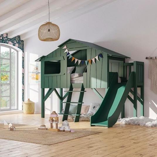 غرفة ألعاب أطفال - بيت الشجرة