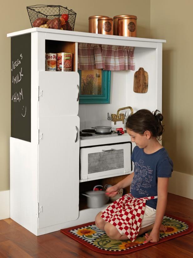 غرفة ألعاب أطفا ل- مطبخ للصغيرات