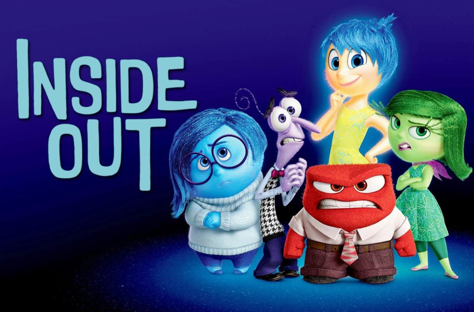 أفلام كرتون عائلية - فيلم inside out