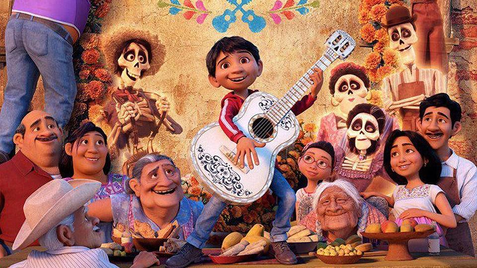 أفلام كرتون عائلية - فيلم coco