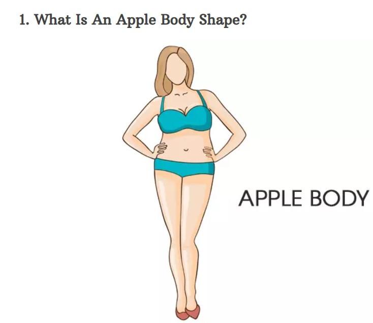 فساتين سهرة للسمينات - الجسم التفاحي