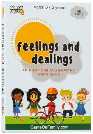 ألعاب أطفال 5 سنوات - لعبة بطاقات التفاعل والتعامل