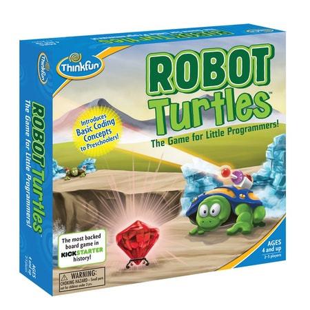 ألعاب أطفال 5 سنوات - لعبة روبوت السلاحف