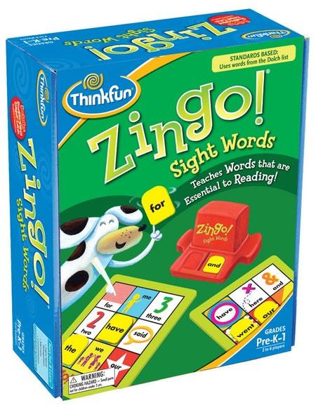 ألعاب أطفال 5 سنوات - لعبة زينجو
