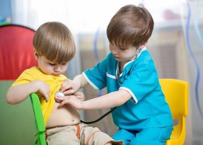 ألعاب تنمية المهارات العقلية للأطفال - لعبة الأدوار والوظائف