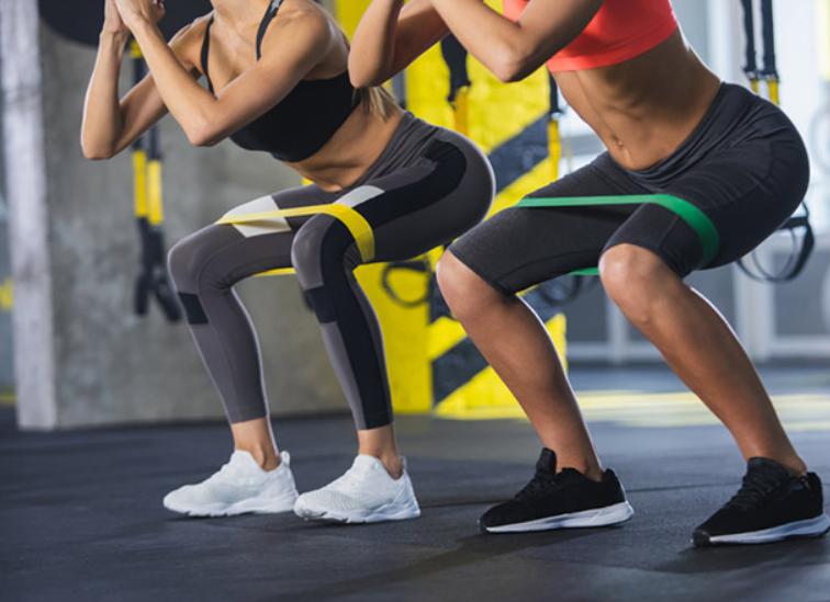 تمارين رياضية لزيادة الوزن - الاسكوات