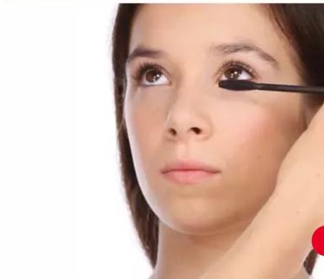 مكياج خفيف للبنات المراهقات - وضع مكياج العين
