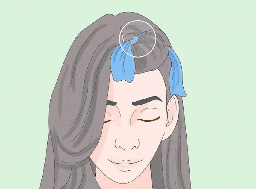 طريقة عمل الشعر الكيرلي - بالشرائط