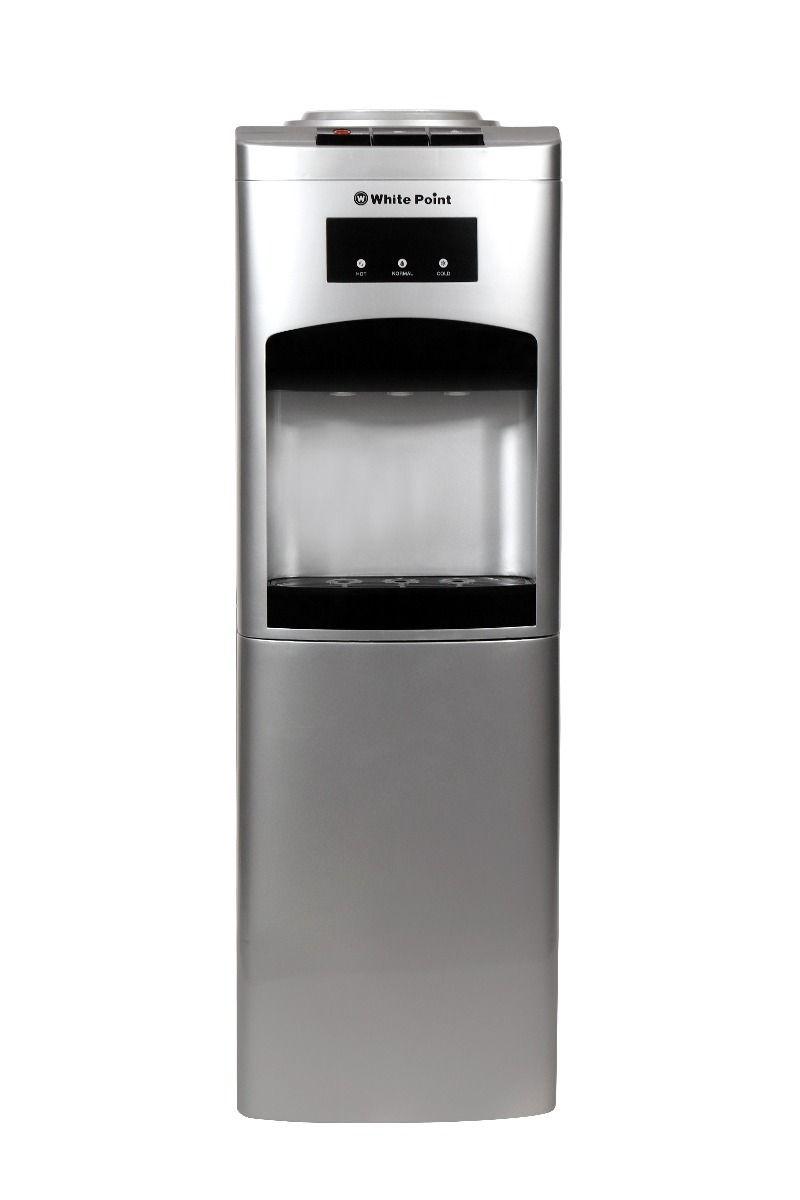 افضل مبرد مياه2020 - مبرد مياه من وايت بوينت WPWD 1316CS - فضي